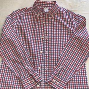 J. Crew Boy's Long-Sleeve Shirt